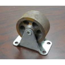 """2"""" Light Duty Steel Plate Casters (Rigid)"""